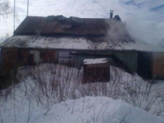 В Пензенской области при пожаре погиб мужчина