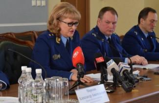 Прокурор Нижнеломовского района Афонин ушел в отставку