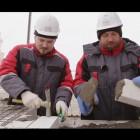 Новый выпуск «Контроля качества» посвятили технологии кирпичной кладки в Спутнике