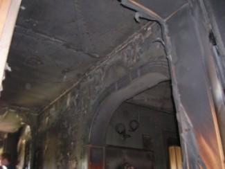 В Пензе на Циолковского загорелась квартира. Есть пострадавший