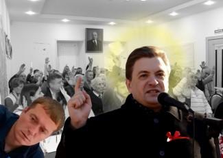 Где-то, кто-то, возможно... Коммунисты шокировали пензенцев в день выборов
