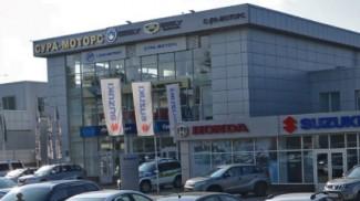 Пензенские гаишники намерены наказать знаменитый автосалон