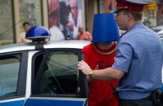 Серёжа Падалкин и синее ведёрко