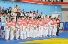 В Пензе проходит II этап Кубка Губернатора Пензенской области по дзюдо