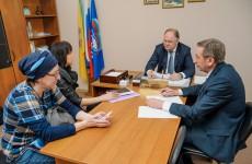 Избиратели Железнодорожного района Пензы обратились за помощью к Вадиму Супикову