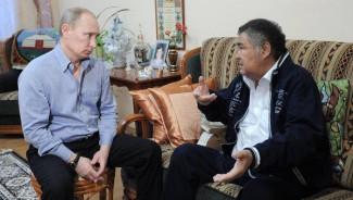 Как поступил Владимир Путин с Тулеевым после пожара в кемеровской «Зимней вишне»