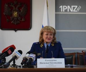 Стало известно, кто будет прокурором Пензенской области следующие пять лет