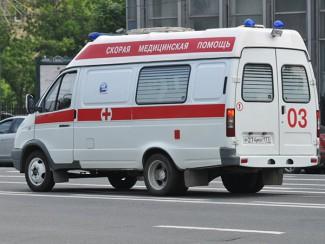 Двухлетняя девочка скончалась по дороге в больницу