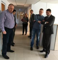 Олег Ягов посетил дом ветеранов в Сердобске