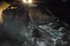 В Пензе сгорел «ВАЗ 2110»