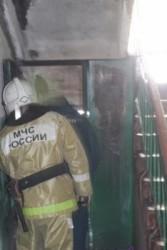 Снова горим! Крупный пожар в Пензе тушили 19 огнеборцев