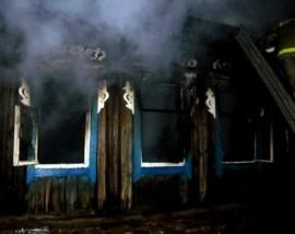 Ночной пожар в Городищенском районе: поджог или само сгорело?