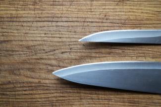 Пензенские росгвардейцы обезоружили пьяного «метателя» ножей