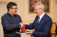 Белозерцев заинтересовал турецких «мебельщиков»