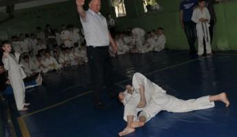 Вадим Супиков оказал помощь в организации турнира по дзюдо