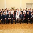 Белозерцев похвалил пензенский «Дизелист» за достижения в спорте