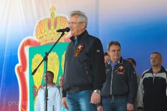 На старт, внимание...! Белозерцев открыл 20-ую Областную легкоатлетическую эстафету