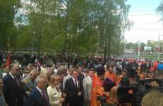Иван Белозерцев: «70 тысяч человек в Пензе приняли участие в торжествах»