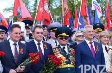 Берегите нашу Россию! О чем говорили на Параде Победы в Пензе