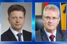 О чем договорились Иван Белозерцев и министр транспорта РФ?
