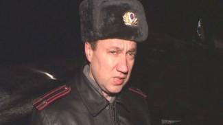 Бывший начальник ГАИ Буйлов нанял лингвистов, чтобы доказать, что он не пьяница