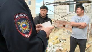 Тургенев оштрафовал гастарбайтеров в Малой Валяевке