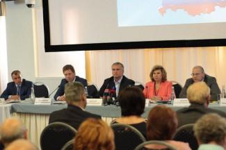 Рогова в Крыму отстаивает права человека с нарушенной психикой