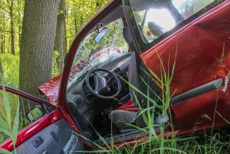 Срочно! В результате автоаварии под Пензой два молодых парня погибли на месте