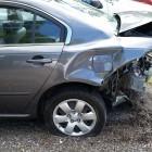 В Пензе из-за столкновения «Крайслера» и «Лады» парень и девушка попали в больницу