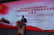 Камнев рассказал китайцам, почему они преодолели бедность и отсталость