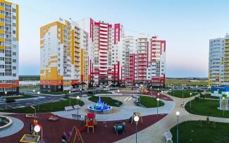 Очередной выпуск «Домовиты» посвятили жилому комплексу «Лазурный» в Спутнике
