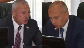 ЛДПРовец Туктаров обиделся на единоросса Зиновьева из-за коммунистов