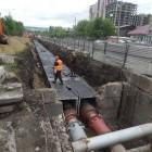 Ремонт теплосетей на улице Тернопольской завершится 18 июня