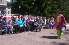 Вадим Супиков подарил детям-инвалидам праздник
