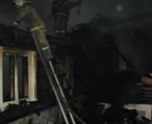 Пожар под Пензой оставил страшные ожоги на теле человека