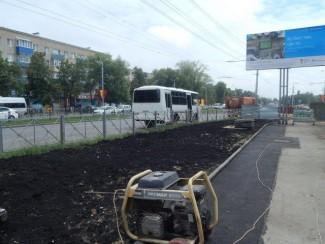 На проспекте Победы в Пензе проложили 44 метра новых теплосетей
