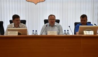 Волков форсирует пополнение городской казны за мэра