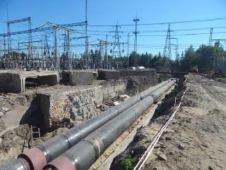 На улице Саранской в Пензе заменят 210 метров тепломагистрали