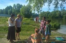 Жителей Пензы предупредили об опасности купания в запрещенных местах