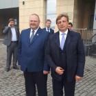 Мельниченко и Стрельников встретились в Югре