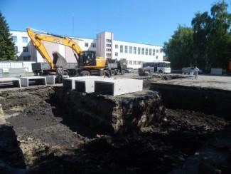 «Т Плюс» заменит 300 метров теплосетей по улице Суворова в Пензе