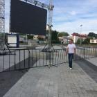 Все на Юбилейную! Пензенцы увидят матч «Россия-Хорватия» на большом экране