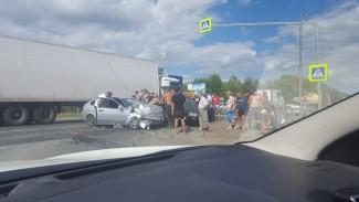 Пензенцы сообщают о страшной аварии в Монтажном