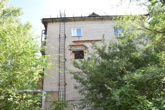 В Пензе из бюджета оплатят ремонт «скелета» дома, где взорвался газ, но не квартир
