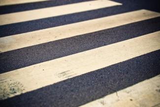 В Пензе водитель насмерть сбил пешехода и уехал