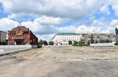 Ремонт площади Ленина в Пензе откладывается
