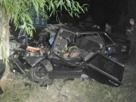 Двое насмерть и один с тяжелыми травмами: спасатели сообщили подробности ДТП в Вазерках