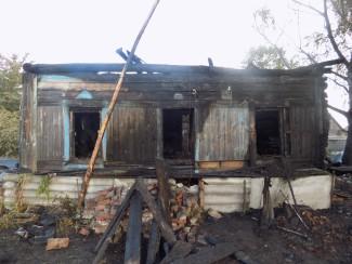 Огненная смерть: СледКом выяснит причину смерти двух жителей Сердобского района