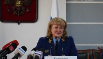 Канцерова выбила из бюджета 33 млн. рублей
