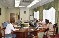 О темпах реконструкции площади Ленина задумались в мэрии Пензы